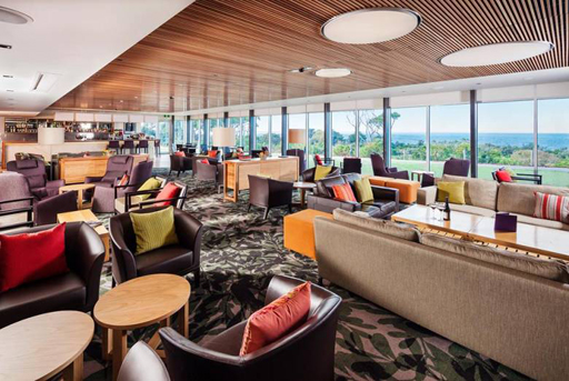 The Zenith Lounge at Inverloch Resort