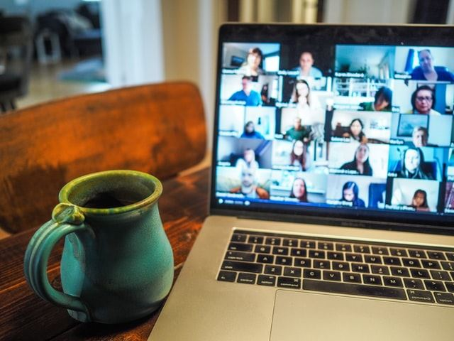 image of video conferencing